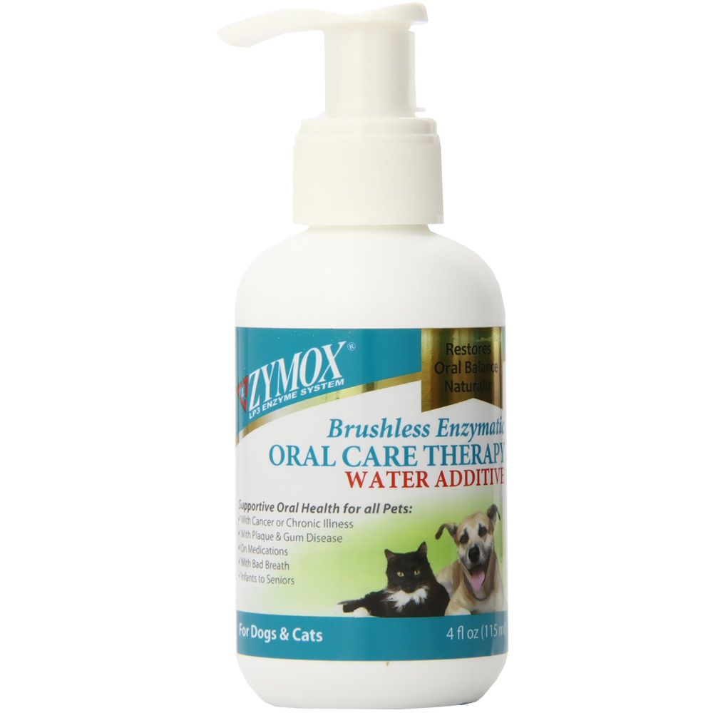Zymox Oral Care Therapy Water Additive (4 oz)