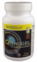 100mg Quinogel Solubilized Ubiquinol CoQ10 (Hydrosoluble Kaneka QH) 100mg / 60 Softgels