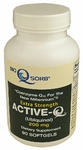 Active-Q Ubiquinol 200mg (90 Softgels) featuring Kaneka QH CoQ10
