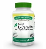 Acetyl L-Carnitine 500mg  200 Capsules