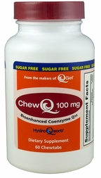 ChewQ 100mg (60 count bottle)