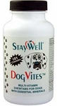 DogVites (101 chewable multi-vitamin tablets)