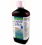 LiQ-10 Syrup DOUBLE STRENGTH Liposomal Coq10 (100mg per 5ml)