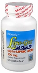 Alpha-Lipoic Acid Lipo-Gel (90 Softgels) Utilizes Patented Biosolv™ process