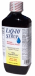 LiQ-10 Syrup (50 mg) Liposomal CoQ10 - Enhanced Absorption