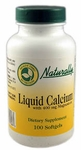 Liquid Calcium (100 Softgels)