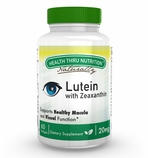 Lutein - High Potency 20mg (60 Softgels as Lutemax® 2020)