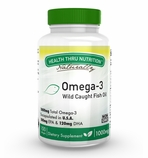 Omega-3 - 1,000 mg Fish Oil - 100 Softgels