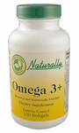 Omega 3 (100 Enteric -Coated Softgels)