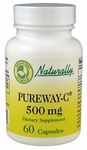 Vitamin C in Advanced Absorption PureWay-C 500mg Formula (60 Capsules)