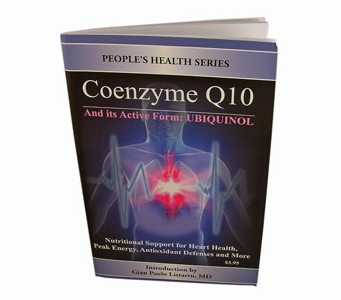 Ubiquinol CoQ10 Book