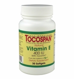 Vitamin E Full Spectrum TOCOSPAN (400 IU / 30 Softgels)