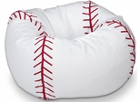 096 Baseball Matte Bean Bag
