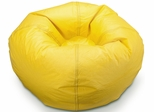 096 Marigold Matte Bean Bag