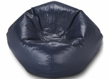 096 Navy Matte  Bean Bag