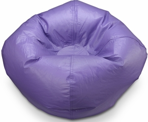 096 Purple Tulip Matte Bean Bag
