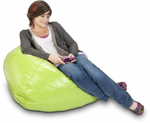 098 New Leaf Matte Bean Bag