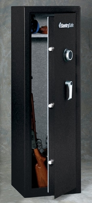 10 Capacity Gun Safe / Combination Lock with Full Service Delivery - Sentry Safe - G1055C