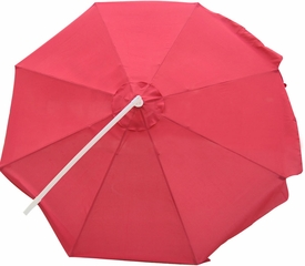 10' Market Umbrella in Autumn Red / Brown - 53721