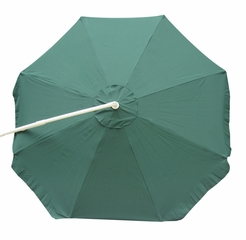 10' Market Umbrella in Hunter Green / Almond - 53466