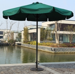 10' Umbrella in Green - OMU3MGR