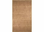 100% Wool Handknotted Rug - 5' x 8' - Aspen 5035 - International Rugs