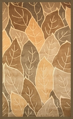 100% Wool Handknotted Rug - 5' x 8' - Aspen 5065 - International Rugs