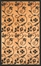 100% Wool Handknotted Rug - 5' x 8' - Aspen 5083 - International Rugs