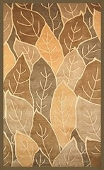 100% Wool Handknotted Rug - 8' x 10' - Aspen 5065 - International Rugs