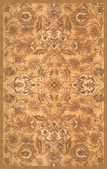100% Wool Handmade Rug - 8' x 10' - Lifestyle 9390 - International Rugs