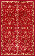 100% Wool Handmade Rug - 8' x 10' - Lifestyle 9395 - International Rugs