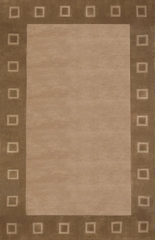 100% Wool Handmade Rug - Lifestyle 9085 - 5' x 8' - International Rugs - SI-SAM-LIFESTYLE-9085-1