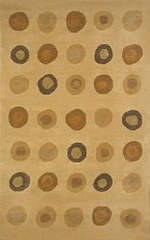 100% Wool Handmade Rug - Lifestyle 9220 - 5' x 8' - International Rugs - SI-SAM-LIFESTYLE-9220-1
