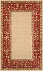 100% Wool Handmade Rug - Lifestyle 9265 - 8' x 10' - International Rugs - SI-SAM-LIFESTYLE-9265-2