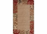 100% Wool Handmade Rug - Lifestyle 9295 - 8' x 10' - International Rugs - SI-SAM-LIFESTYLE-9295-2