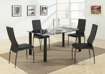 103750 5 Piece Dining Table & Chair Set  - 103751