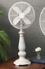 "12"" Table Top Fan - Providence- Deco Breeze - DBF0518"
