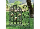 14 Bottle Wine Cage - Pewter - Pangaea Home and Garden Furniture - FM-C4443-14