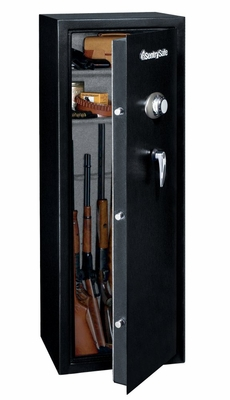 14 Capacity Gun Safe / Combination Lock with Full Service Delivery - Sentry Safe - G1464C