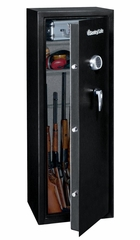 14 Capacity Gun Safe / Electronic Lock with Full Service Delivery - Sentry Safe - G1464E