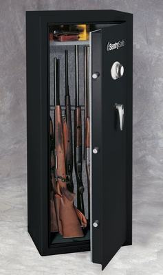 14 Capacity Gun Safe with Combination Lock - Sentry Safe - G1455C