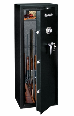14 Capacity Gun Safe with Combination Lock - Sentry Safe - G1459DC