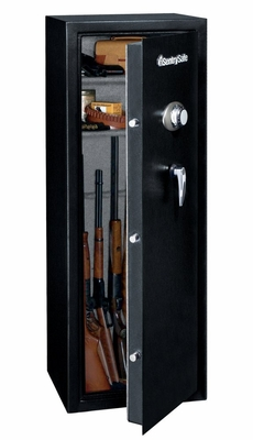 14 Capacity Gun Safe with Combination Lock - Sentry Safe - G1464C