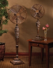 "16"" Deco Floor Standing Fan - Cantalonia- Deco Breeze - DBF0439"