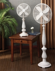 "16"" Deco Floor Standing Fan - Providence- Deco Breeze - DBF0517"