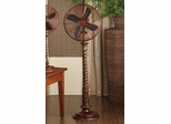 "16"" Deco Floor Standing Fan - Raleigh- Deco Breeze - DBF0426"