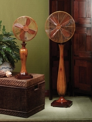 "16"" Deco Floor Standing Fan - Sambuca- Deco Breeze - DBF0472"