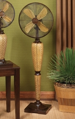 "16"" Floor Standing Fan - Kailua- Deco Breeze - DBF0532"