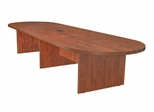 "168"" Modular Race Track Conference Table - ROF-LCTRT16852"