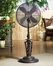 "18"" Outdoor Fan - Vines- Deco Breeze - DBF0623"
